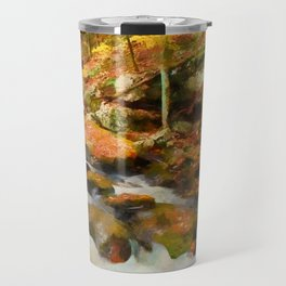 Gold Rush Travel Mug