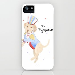 The Pupcracker iPhone Case