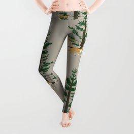Forest Whimsy Leggings