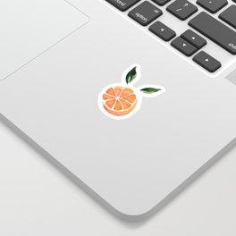 Summer oranges Sticker