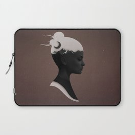 She Just Laptop Sleeve
