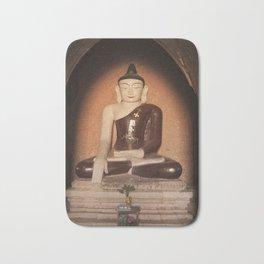 Buddha in Bagan Bath Mat