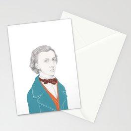 Fédéric Chopin Stationery Cards