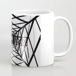 metal structure Coffee Mug
