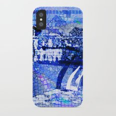 Night Light, Gotland iPhone X Slim Case