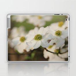 Dogwood Blossoms Laptop & iPad Skin