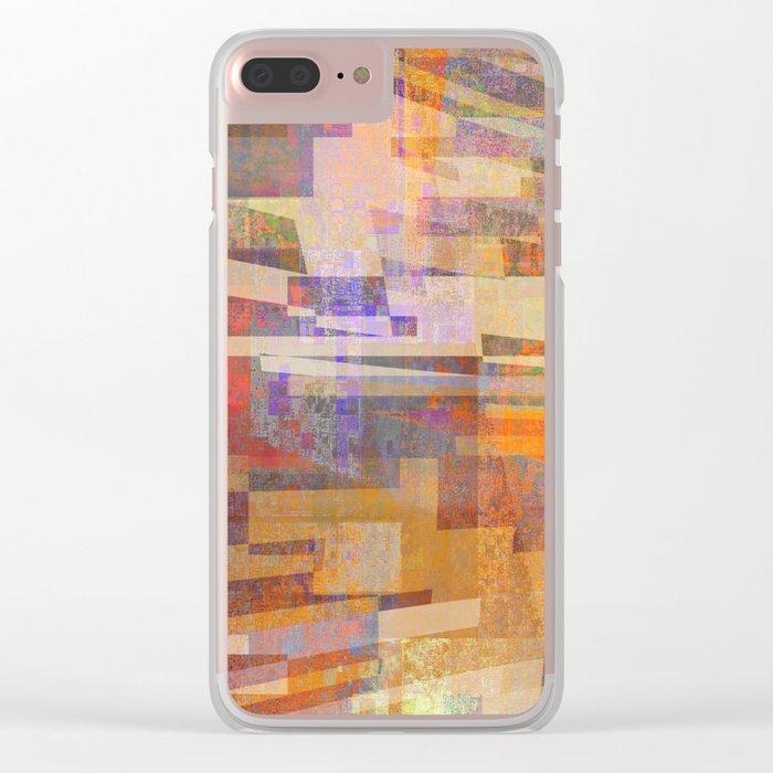 quite sure Clear iPhone Case