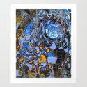 Cosmic Yin Yang by madcarl