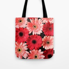 Pink x Red Tote Bag