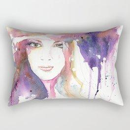 Girl ASD 03 Rectangular Pillow