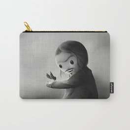 With fangs and love Carry-All Pouch