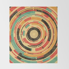 Space Odyssey Throw Blanket