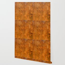 Abstract Rust Wall Wallpaper