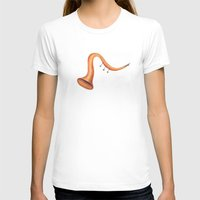 trumpet T-shirts featuring Trumpet by Josep Mestres