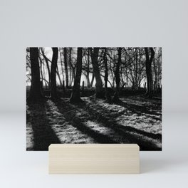 If You Go Down to the Woods Today... Mini Art Print
