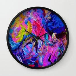 Abstract Viscosity Wall Clock