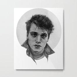 Liam Dunbar Metal Print