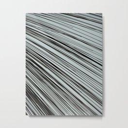 Blurred Vision Metal Print