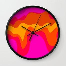 SHIFTY Wall Clock