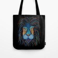Colorful King Tote Bag