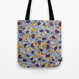 Being a Little Shellfish Tote Bag