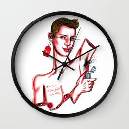 CULKIN Wall Clock