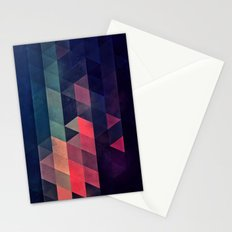 edyfy wyth lyys Stationery Cards