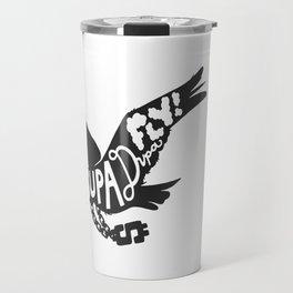 Supa Dupa Fly! Travel Mug