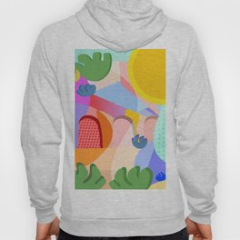 Summer Side Hoody