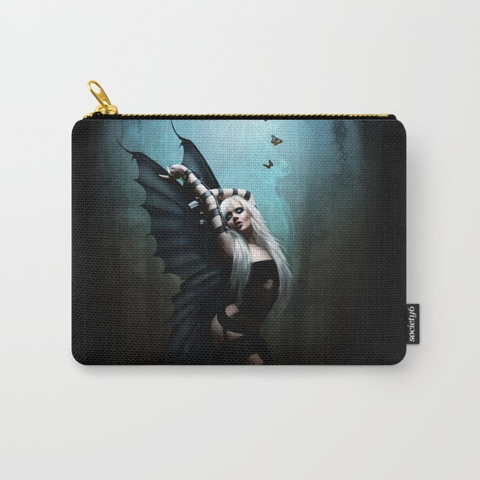 The Butterfly Dancer Carry-All Pouch