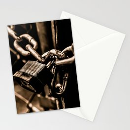 Off the Chain Stationery Cards