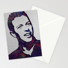 chris martin Stationery Cards