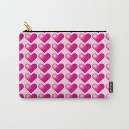 Hearts_D03 Carry-All Pouch