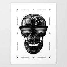 Erasmus / Nuclear Edition  Art Print
