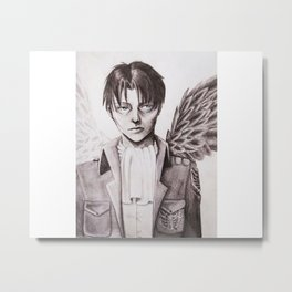 Levi Metal Print