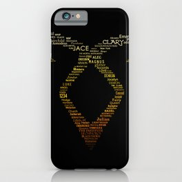 The Mortal Instruments iPhone Case