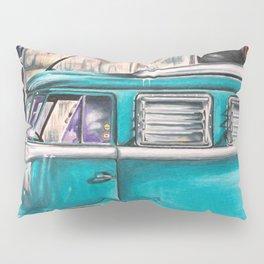 Hippie Van Pillow Sham