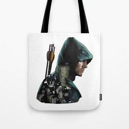 Green Arrow + Star City Tote Bag