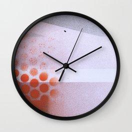 abstract series 2 no6 Wall Clock