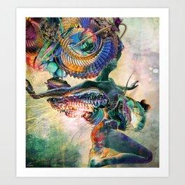 One's Nature Art Print