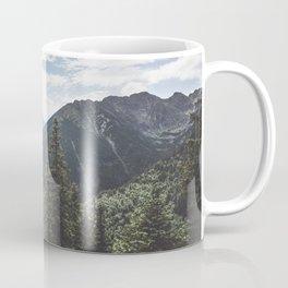 Tatra Mountains Coffee Mug