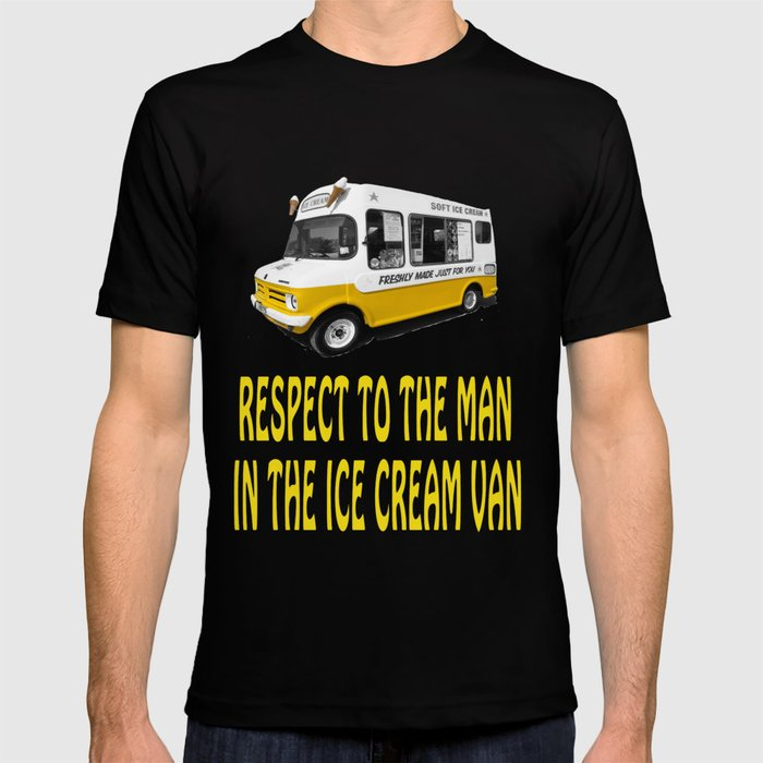 Respect For The Man In The Ice Cream Van
