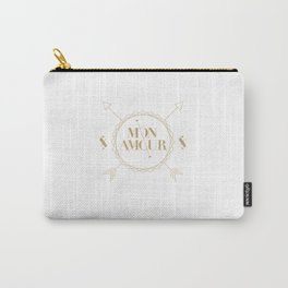 Mon Amour Carry-All Pouch