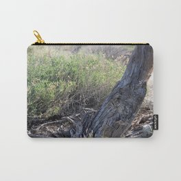 Broken Trunk and Brush at Coachella Wildlife Preserve Carry-All Pouch