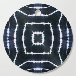 CASTLE OF GLASS - INDIGO Cutting Board