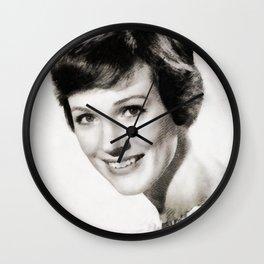 Julie Andrews, Acting Legend Wall Clock