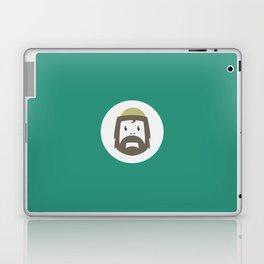 Cyclesquatch Laptop & iPad Skin