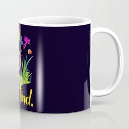 Legend of Zelda Seek and Ye Shall Find Coffee Mug