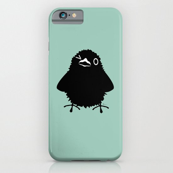 Baby Raven, Wink iPhone & iPod Case