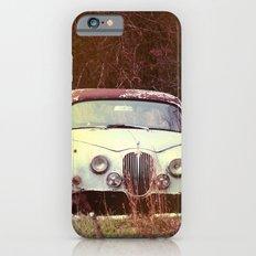 HIDDEN TREASURE - OLD CAR PHOTOGRAPH  iPhone 6s Slim Case